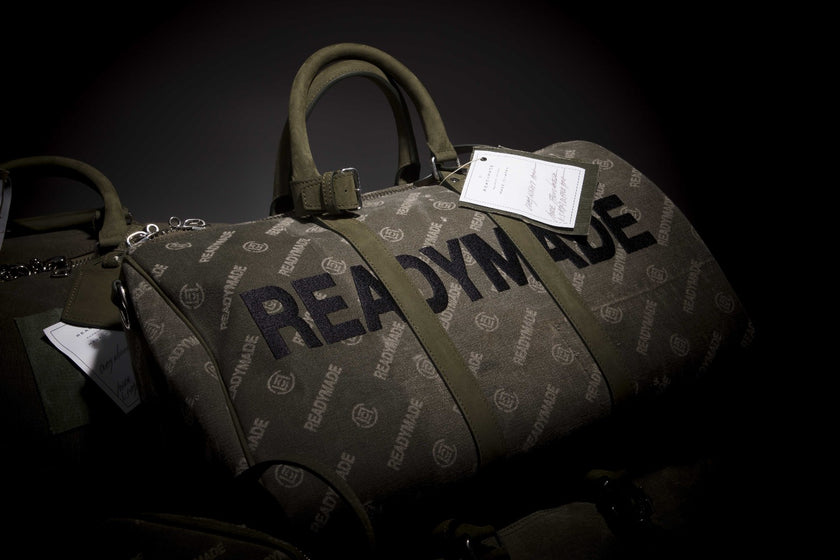 CLOT Teams up With READYMADE on Duffel Bag Collaboration