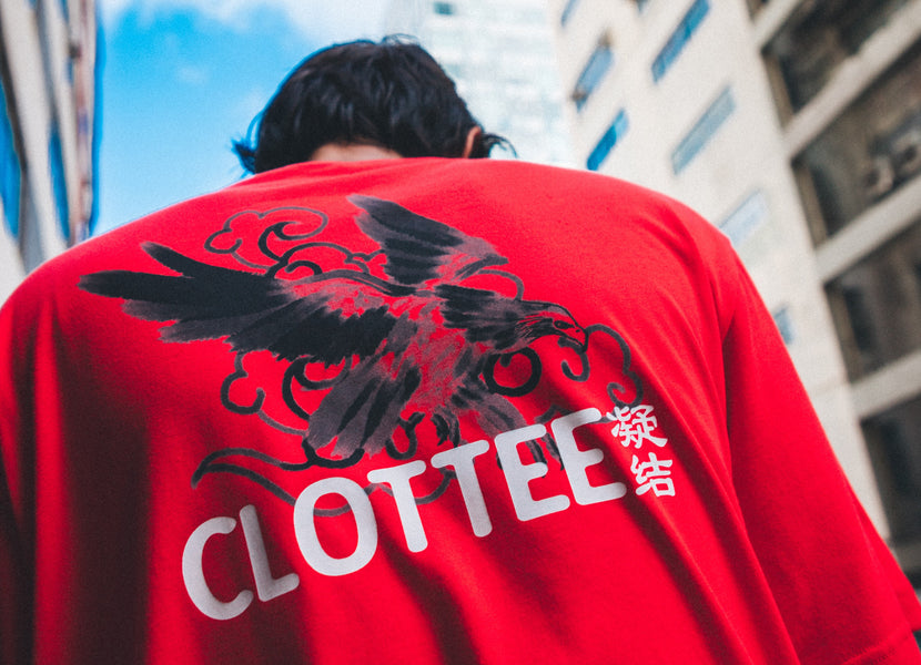 CLOTTEE PAYS HOMAGE TO ANCIENT CHINESE ARTISTRY IN SUMMER 2020 COLLECTION