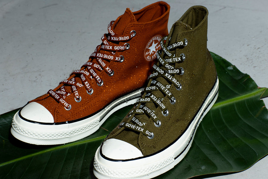 Converse and Gore-Tex Unveils Fall-ready Chuck 70 Hi Release!