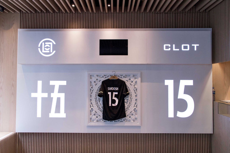 CLOT x Nike World Cup Jersey Launches