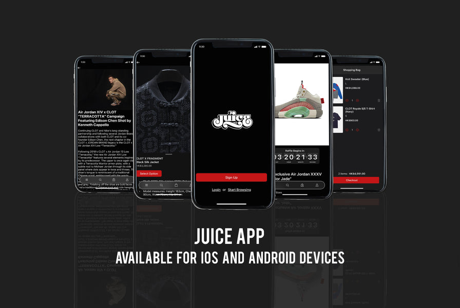 JUICESTORE to Launch First-ever Official JUICE App for Apple (iOS) and Android devices!