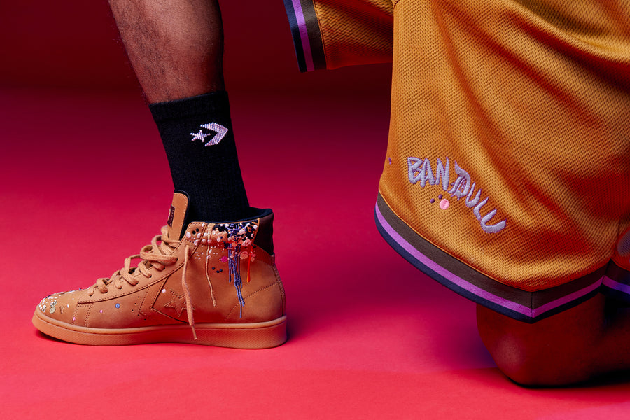 Bandulu Street Couture Taps Converse To Celebrate Street Culture With Reimagined Timeless Silhouttes!