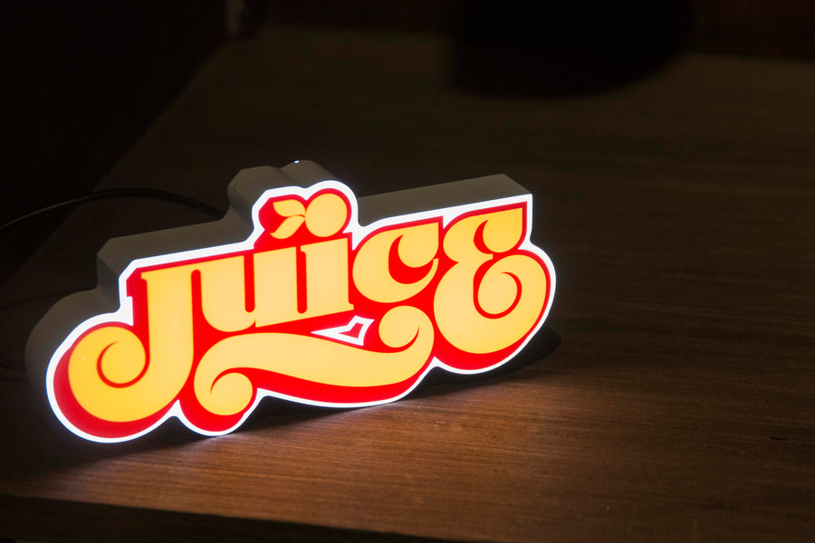 JUICE Supplies Arrives - Celebrating its 15th Anniversary with Exclusive Store Merch