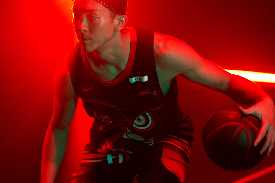 "NIKE x CLOT ""LIONDANCE"" Collection Celebrates Basketball With Chinese Lion Dancing Inspirations"
