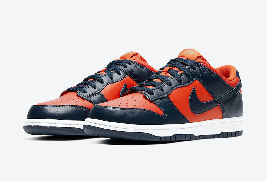 "RAFFLE: Nike Dunk Low SP ""Champ Colors"""