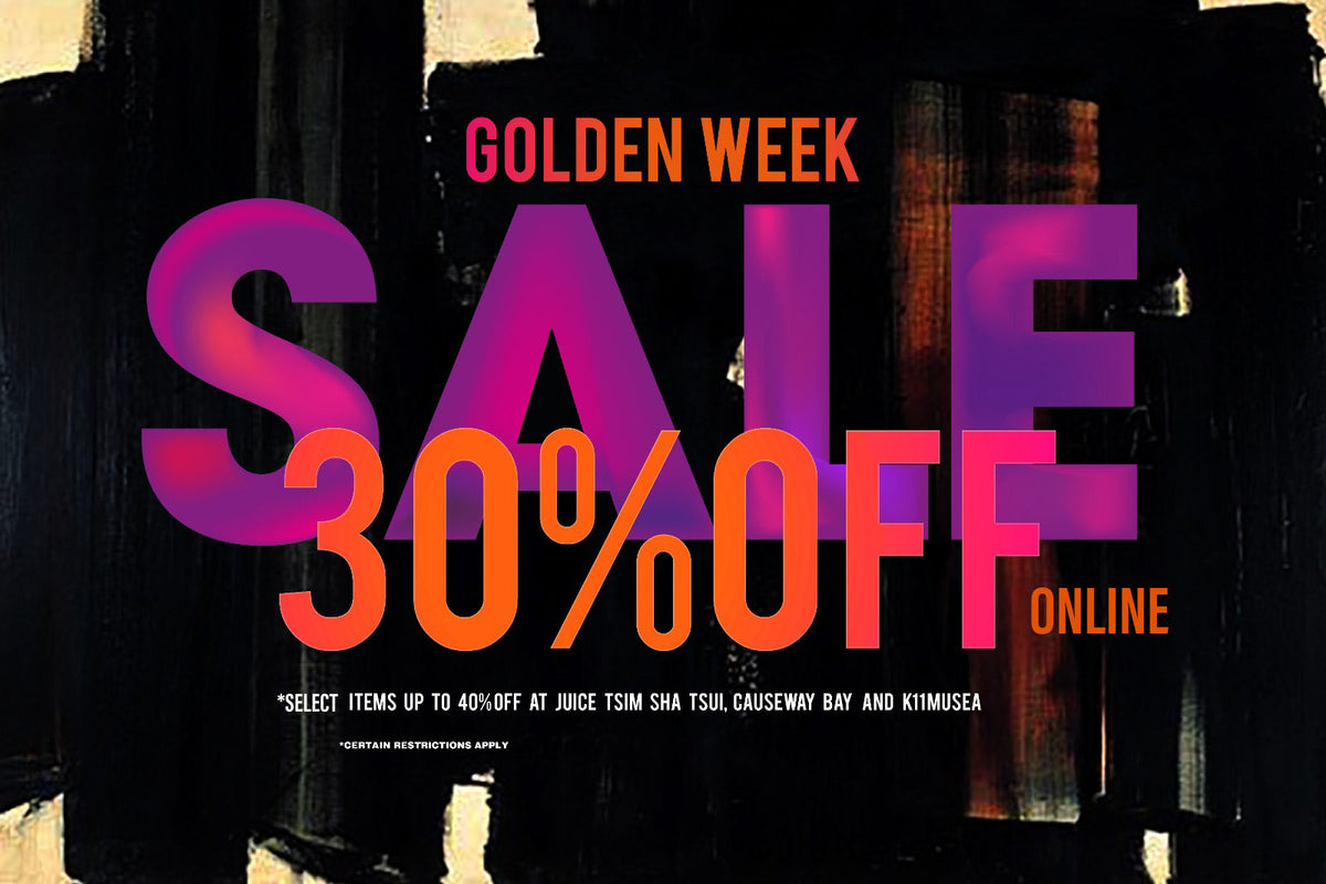 Your Spring/Summer 2020 Finds at Golden Week Sale at JUICE!