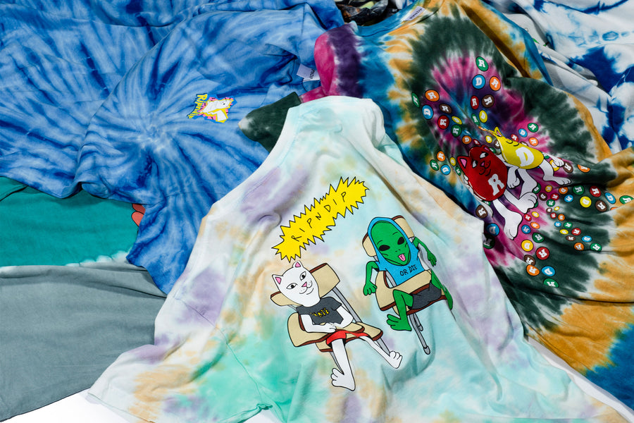 RIPNDIP flex creative muscles with its Fall Winter 2020 Release