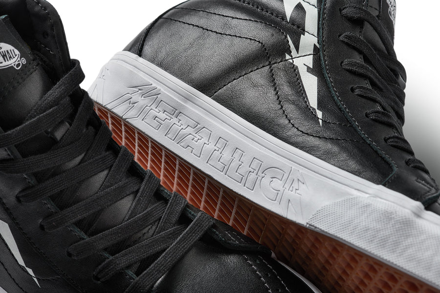 Vans x Metallica Join Forces for an Exclusive Collaboration