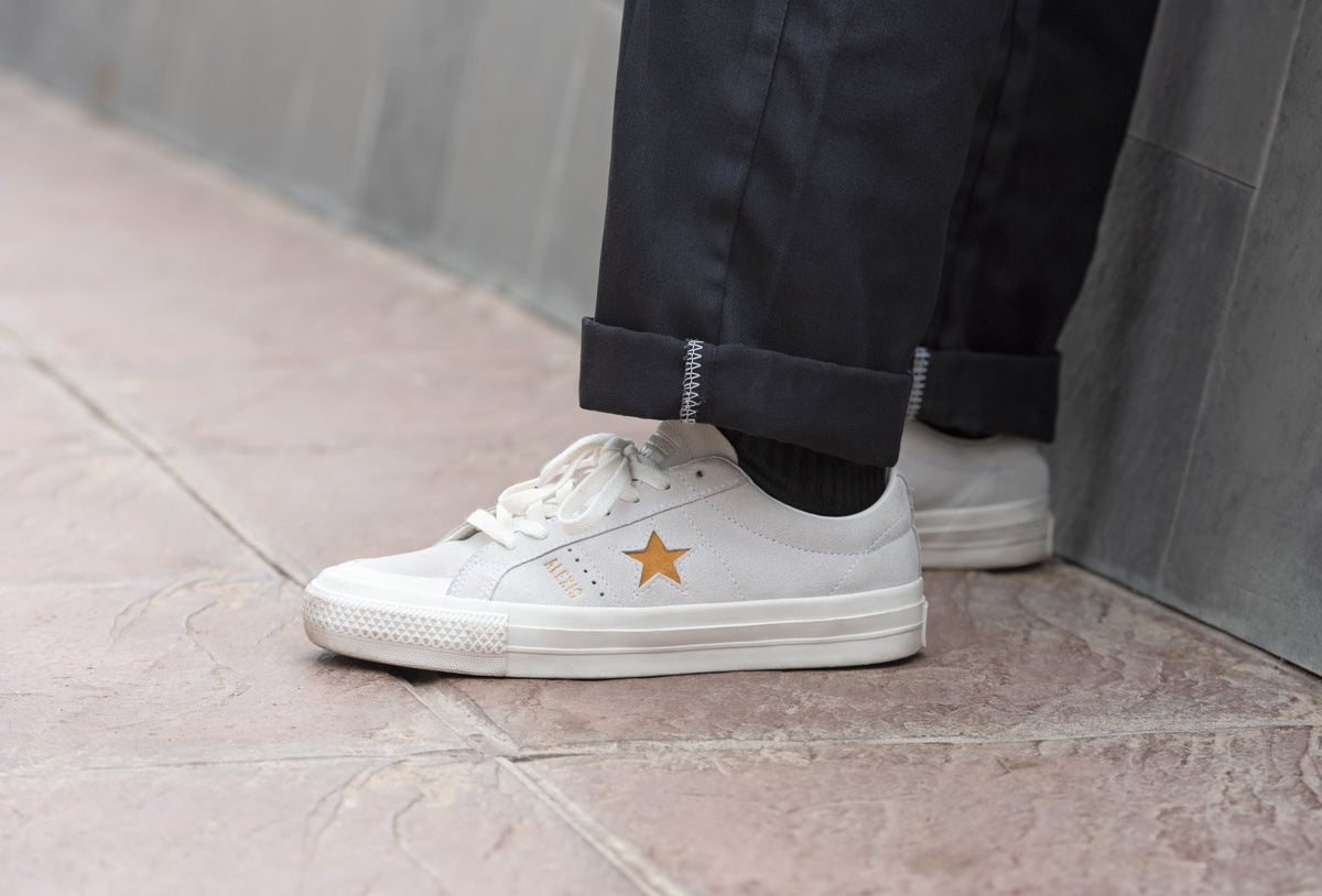 Converse and Alexis Sablone Team up to Create the Perfect Skate-Ready Shoe
