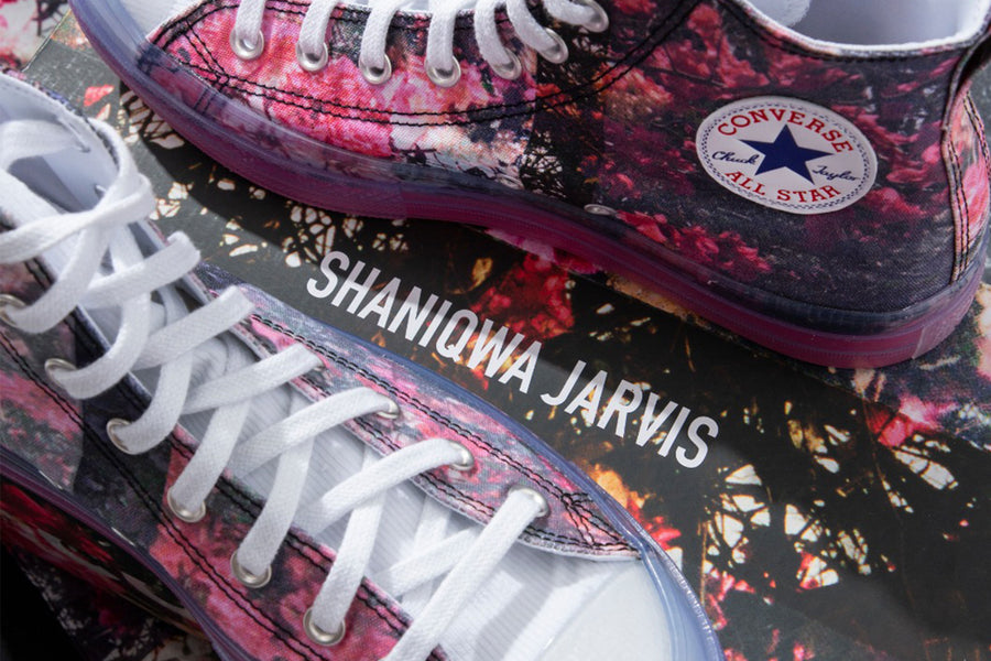 Converse x Shaniqwa Jarvis in a new emotion evoking collaboration