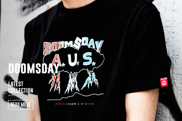 DOOMSDAY LATEST COLLECTION IS NOW LIVE!