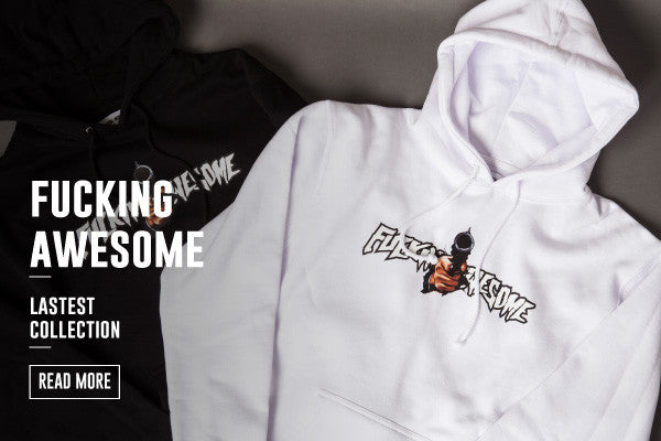 FUCKING AWESOME IS NOW LIVE