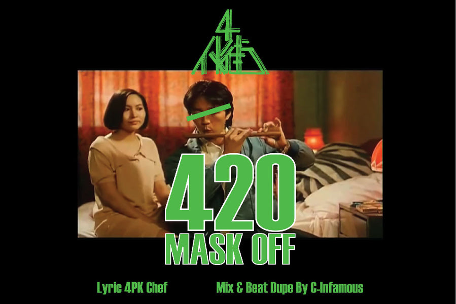 420 MASK OFF | 4PK LABS