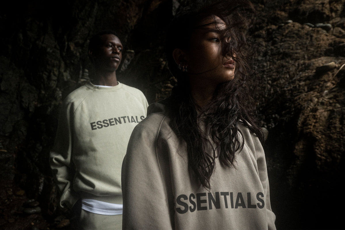 Fear of God ESSENTIALS showcases its Fall 2020 Collection available at JUICE!