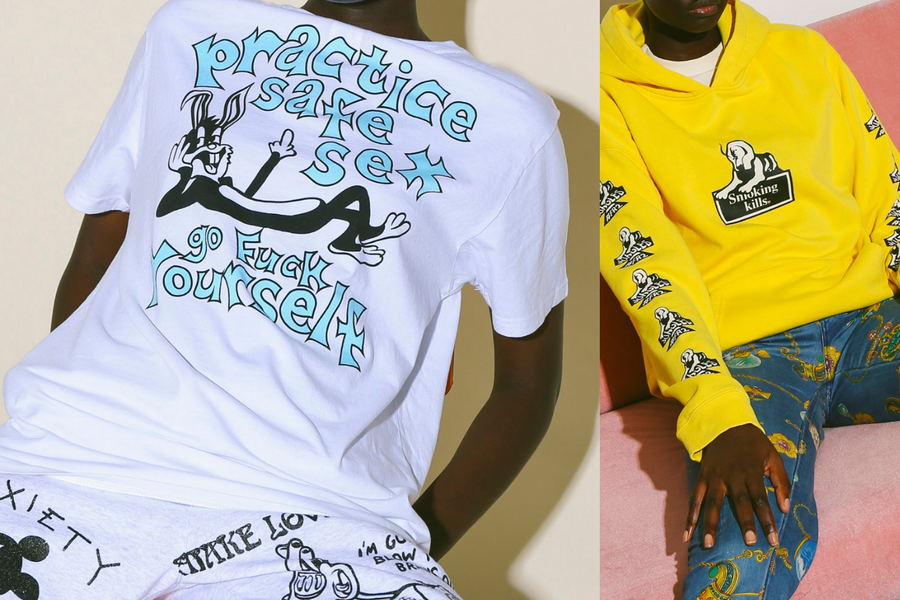 Australian Streetwear Brand Jungles Presents New Collection and Fxxking Rabbits Collaboration