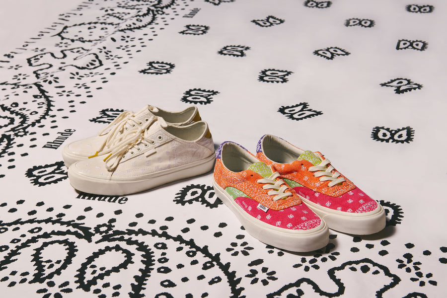 RHUDE x Vans new Acer Ni SP and Diamo Ni collaboration!