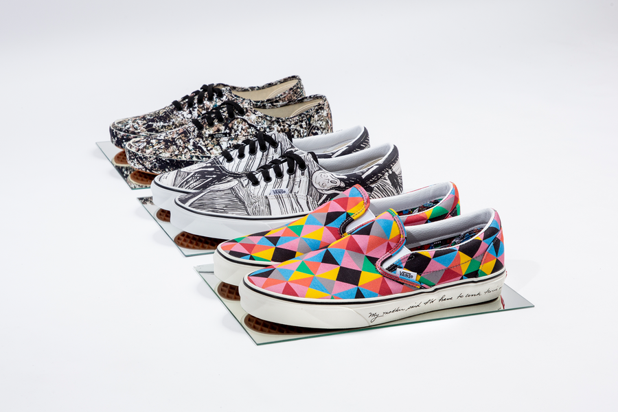 Our Favorite Vans Silhouettes this End Of Season Sale!