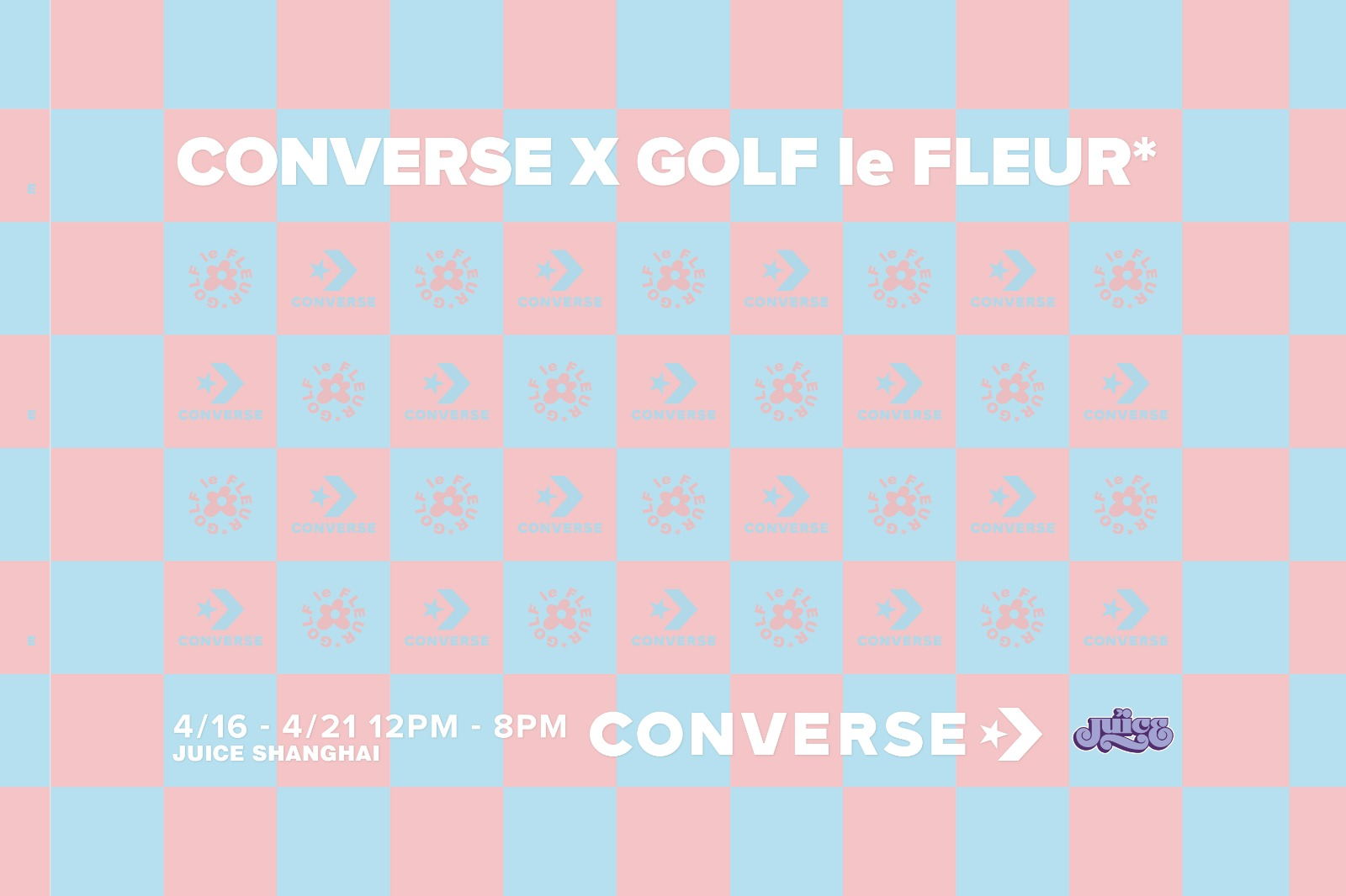 Tyler The Creator And Converse Unveils The Latest Golf Le Fleur X Converse Gianno In Two Colorways Juicestore