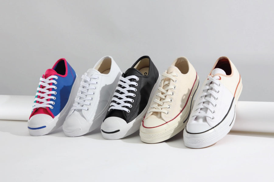"From ""Non-Skid"" to ""All-Star"": Our Picks From Converse This Season!"
