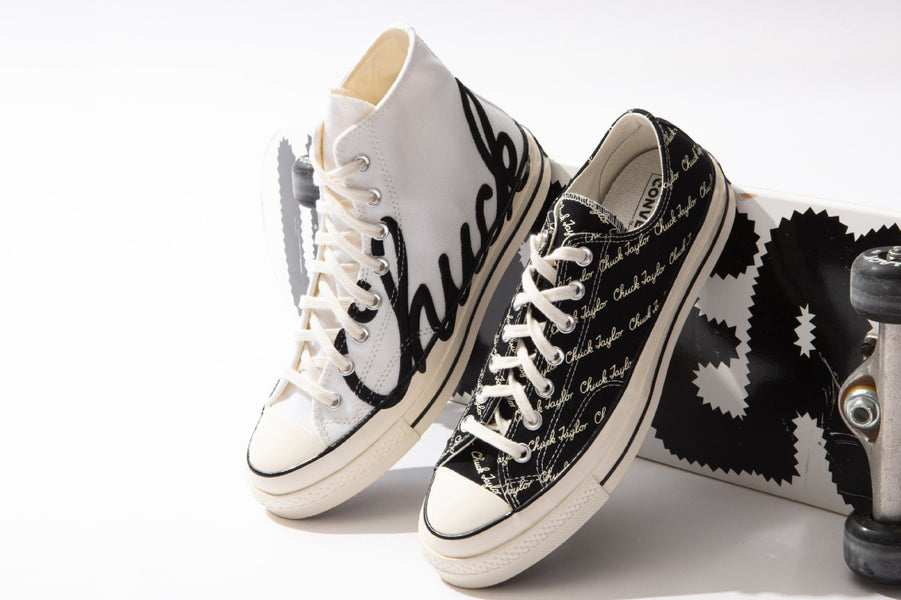 The Newest Summer Styles From Converse Have Arrived!