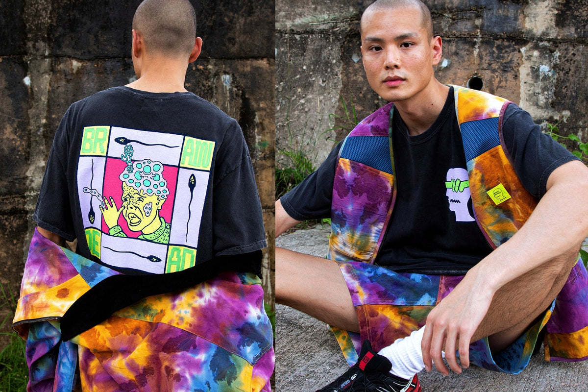 Vibrant New Arrivals from Brain Dead Spring/Summer 2020 Collection!