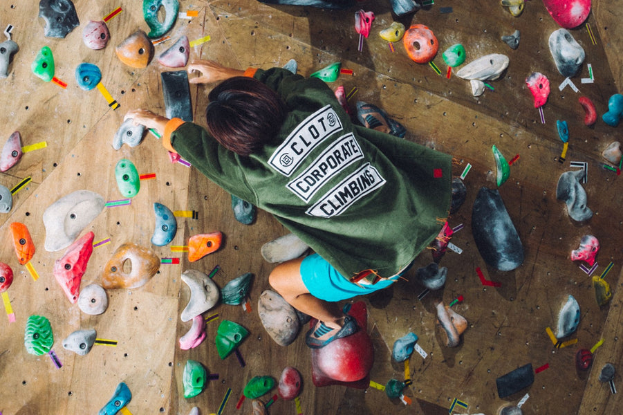"CLOT's Unique Take on Iconic Pieces - Drop 4 of ""Corporate Climbing"""