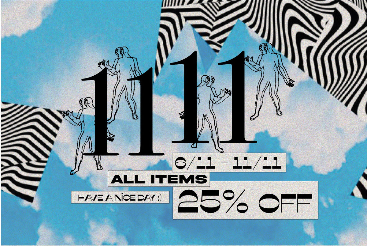 11.11 Singles' Day Mega Sale At JUICE Starting November 6!