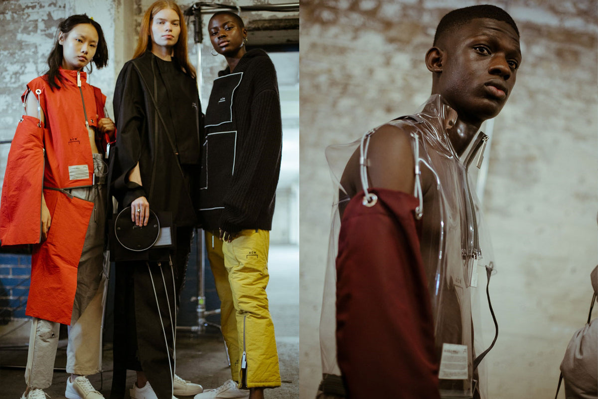 A-COLD-WALL* Debuts Spring/Summer 2019 Collection