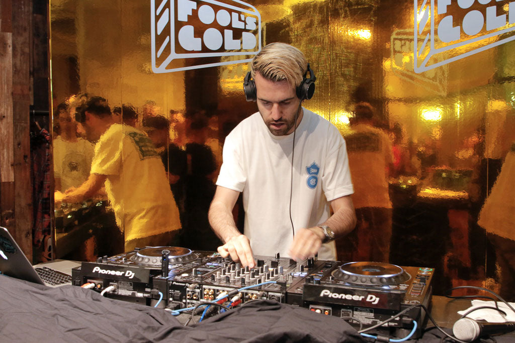 A-Trak Shuts Down JUICE Causeway Bay For Fool's Gold Collaboration