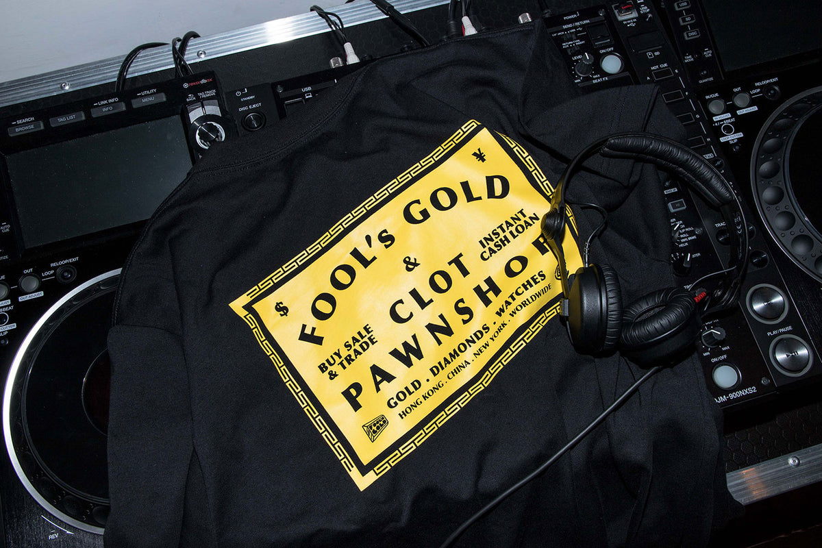 A-Trak's Fool's Gold x CLOT Collaboration is Coming Soon