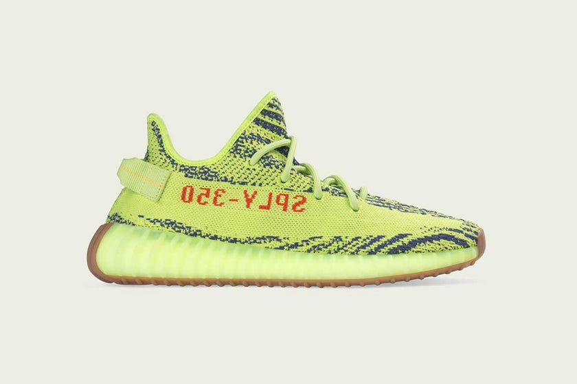 "YEEZY Boost 350 V2 ""Semi Frozen Yellow"""