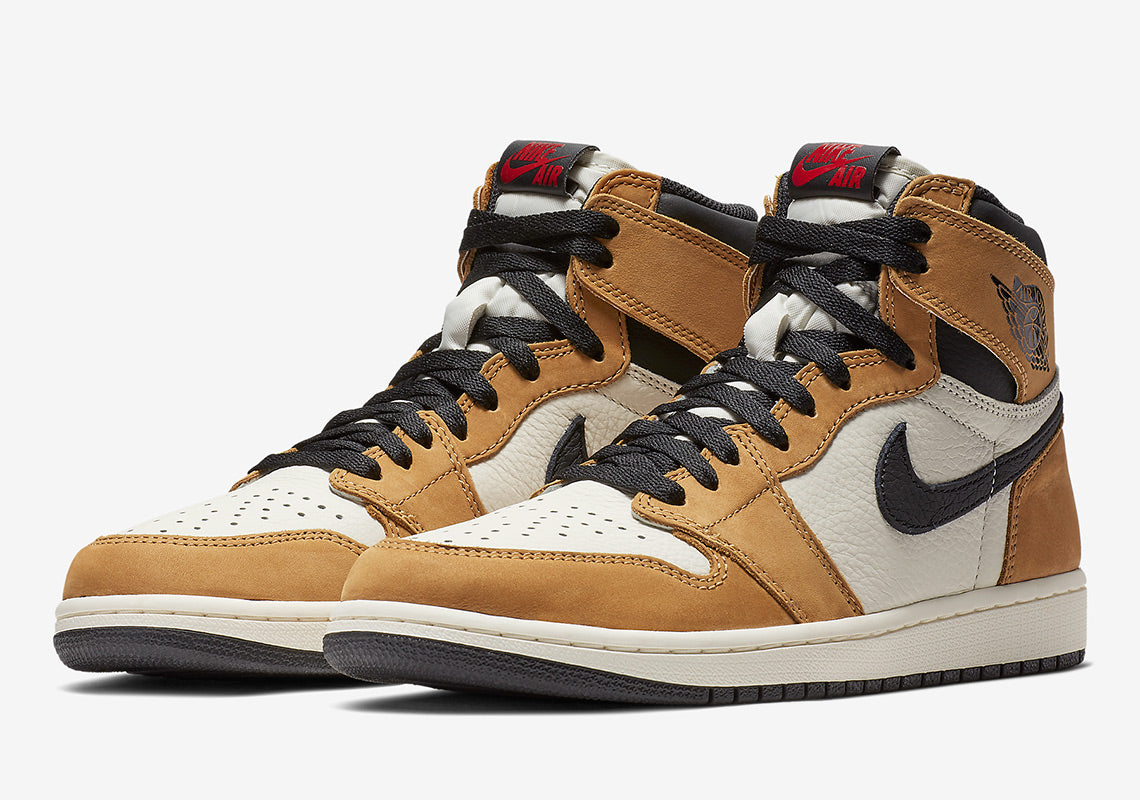 51a7092c19a Air Jordan 1 Retro High OG  Rookie of the Year  – JUICESTORE
