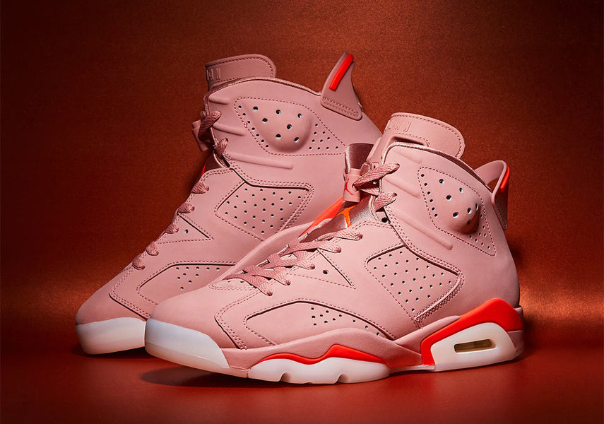 Aleali May x Air Jordan 6 Wmns