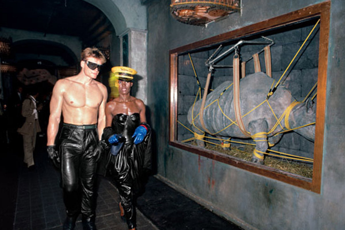 THE IMPERMANENT SPECTACLE: NYC's AREA NIGHTCLUB (1983-1987)