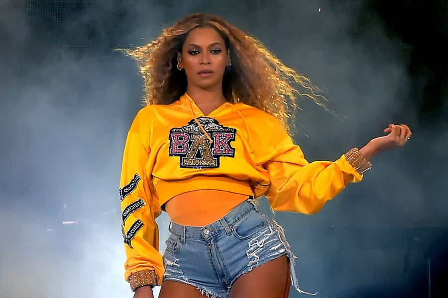Losing our Breath over Beyoncé's Coachella Performance