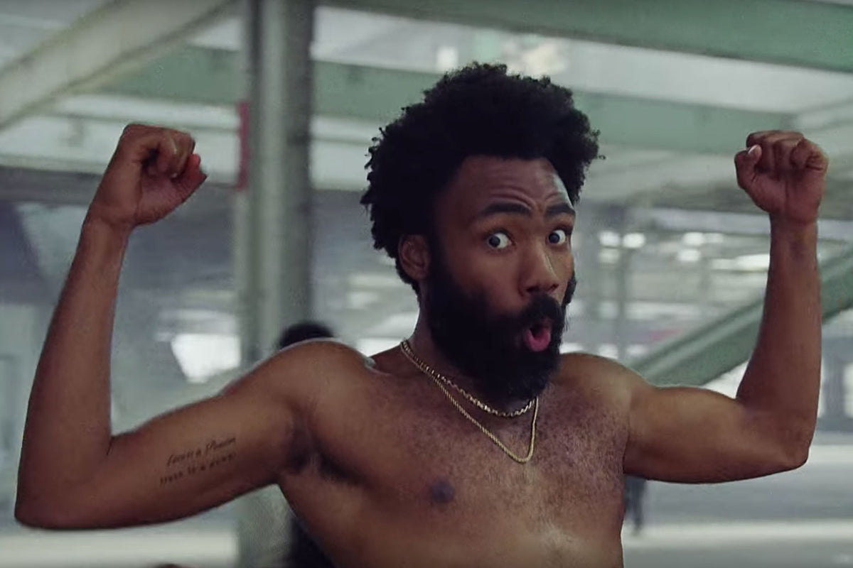 "Childish Gambino Releases ""This Is America"" Video"