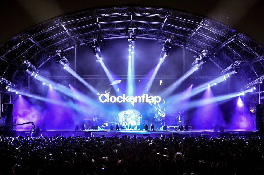 Clockenflap's Full 2018 Lineup is Here