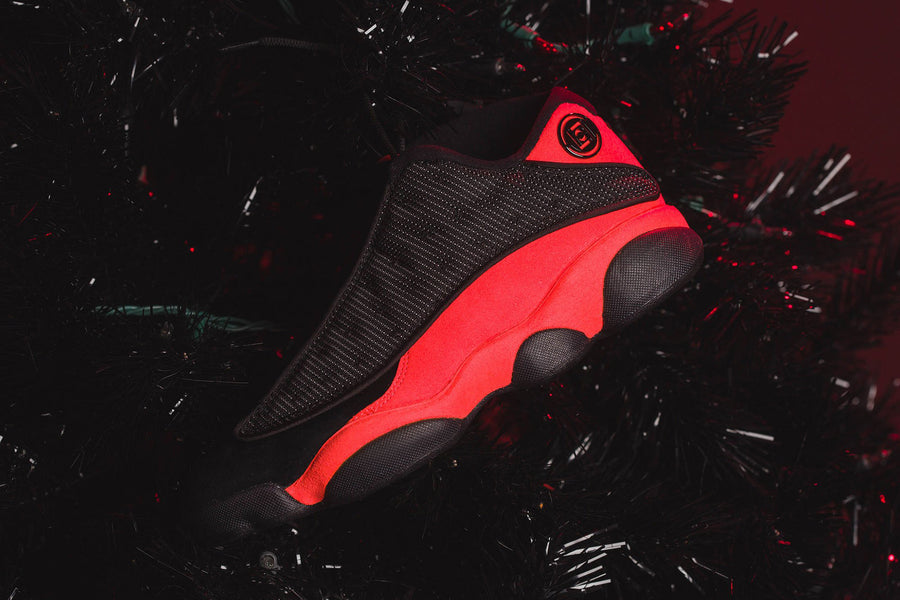"CLOT x Air Jordan XIII Low ""INFRA-BRED"""