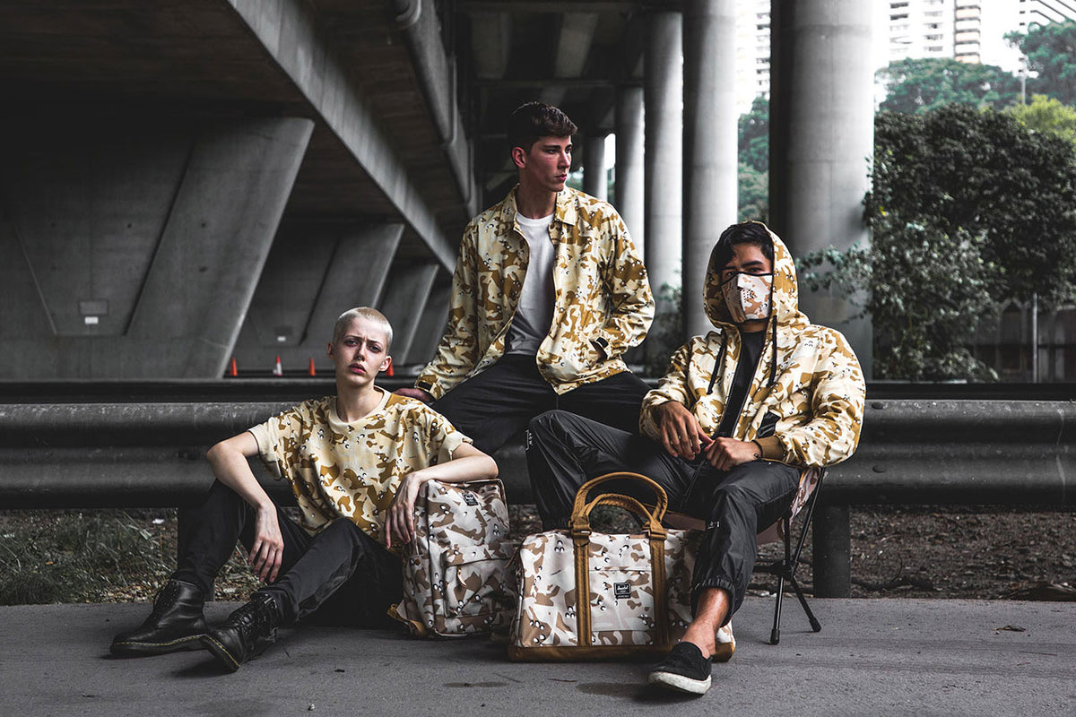 Celebrate The Launch of CLOT's Alienegra Desert Camo Collection at JUICE Sheung Wan!