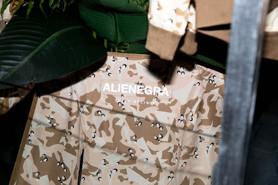 "CLOT ""Alienegra Desert Camo"" Launch Event Recap"