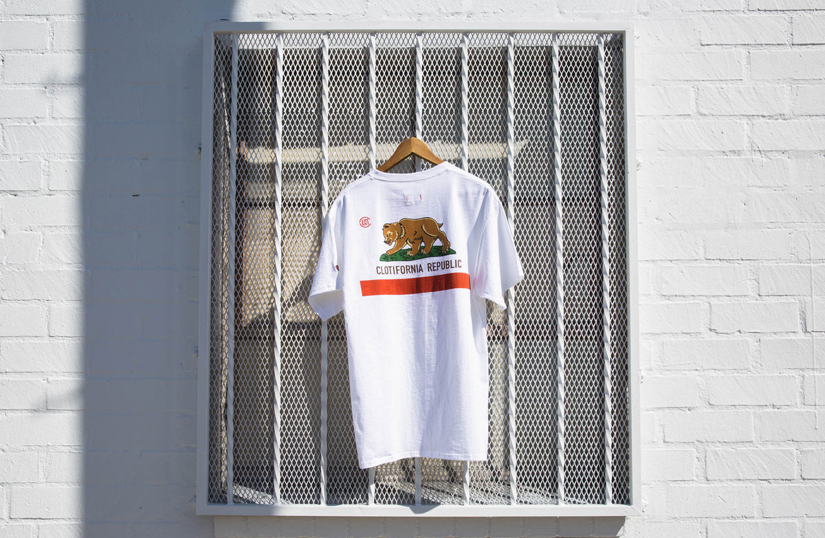 CLOT Releases Exclusive T-Shirt for Dover Street Market Los Angeles