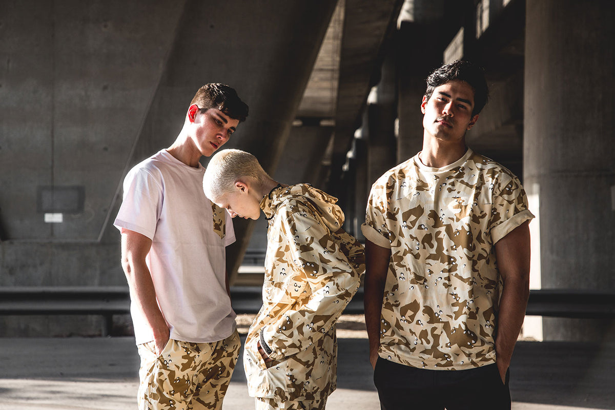 "CLOT's ""Alienegra Desert Camo"" Collection is Coming Soon"