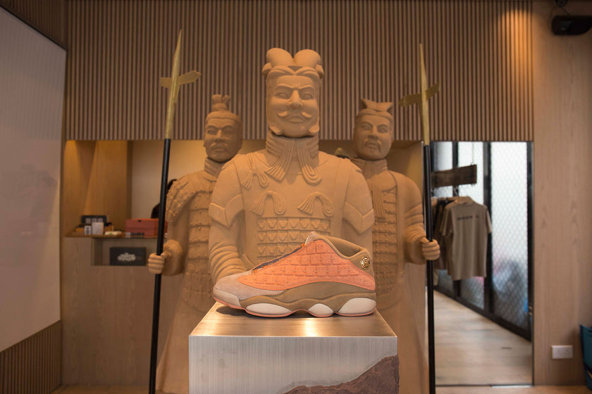 Recap of Hong Kong's CLOT x Jordan Brand Launch
