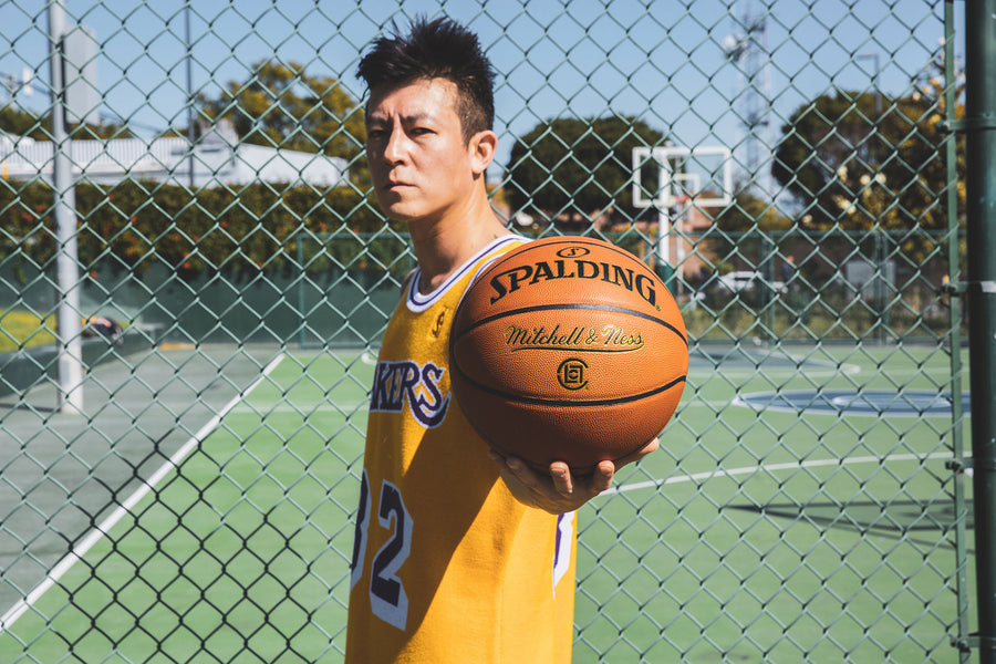 CLOT Links With Mitchell & Ness On Lakers Vs. Celtics Collaboration for NBA All-Star Weekend
