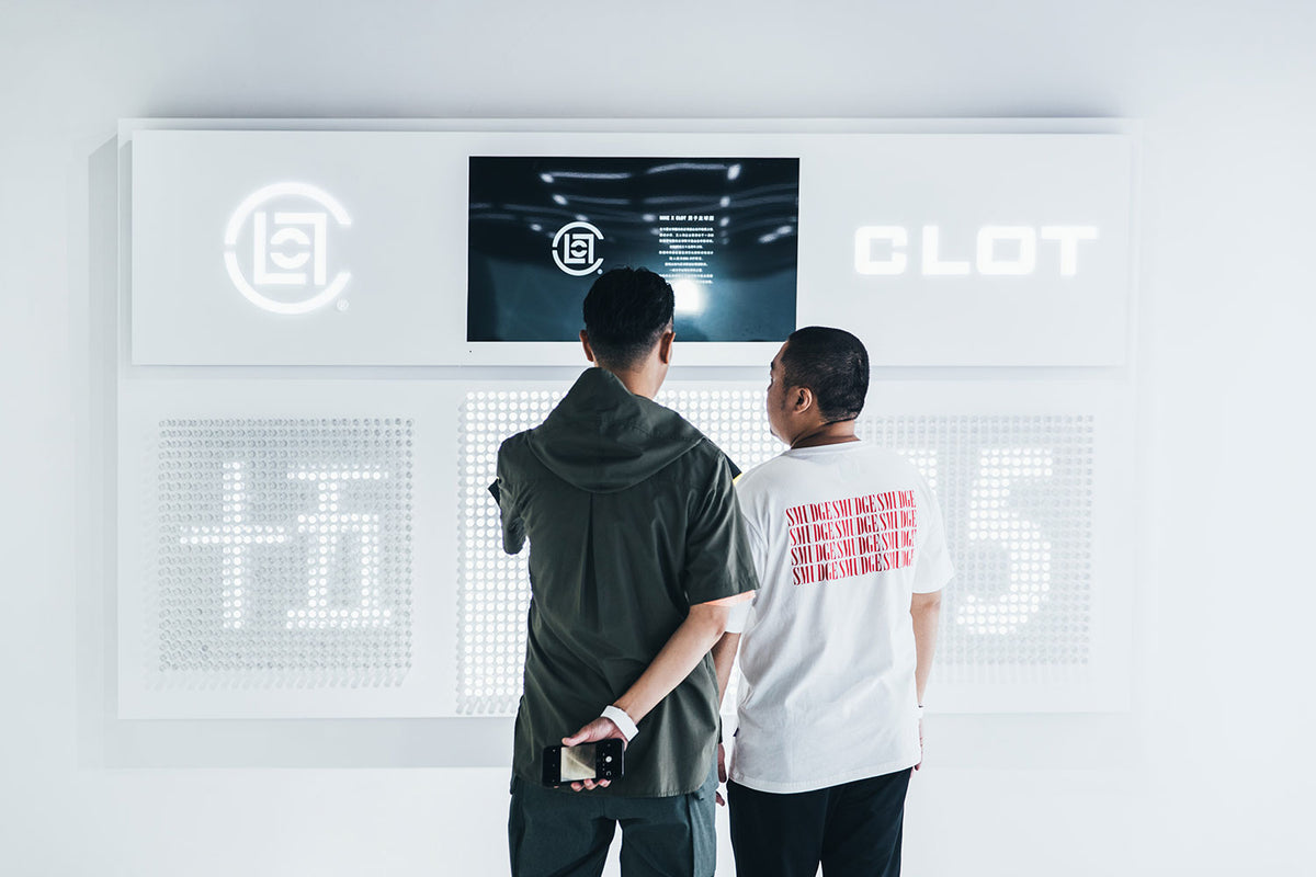 CLOT Launches Exclusive Nike Soccer Jersey at NikeLab X158