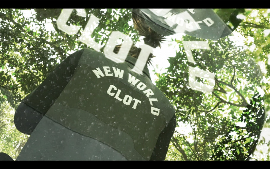 "CLOT ""NEW WORLD"" SS18 Video"