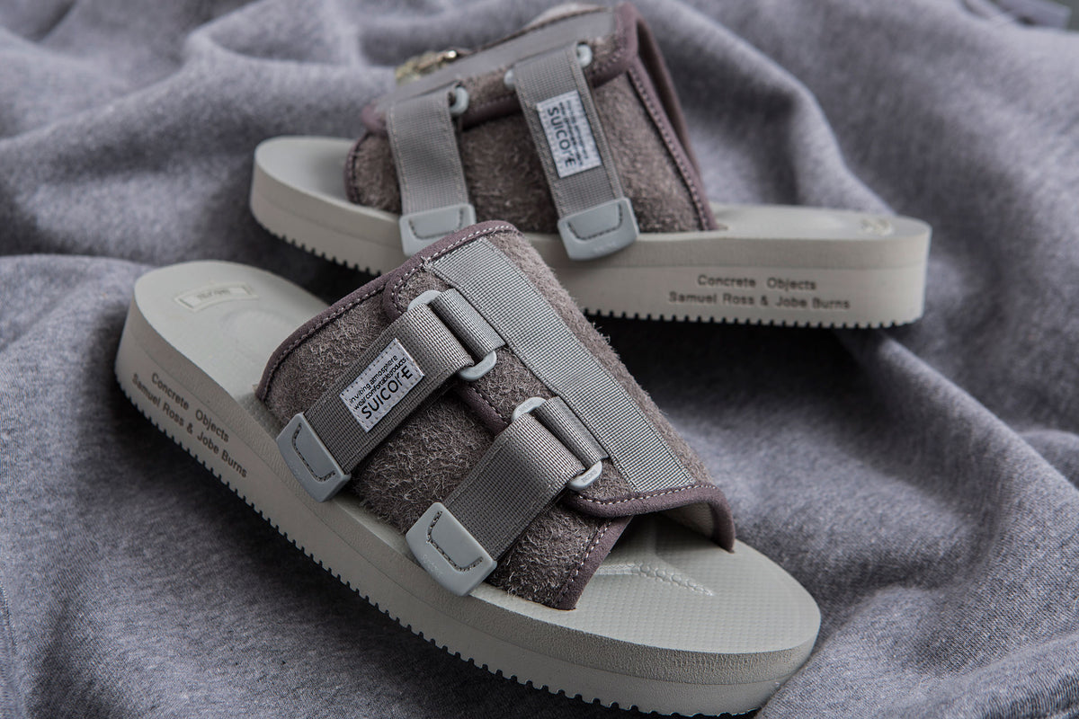 Samuel Ross' Concrete Objects x Suicoke Collaboration is Available Now