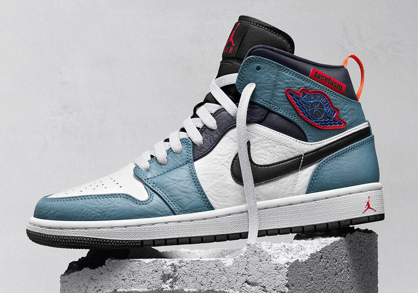 "RAFFLE: FACETASM x Air Jordan 1 Mid ""Fearless"""