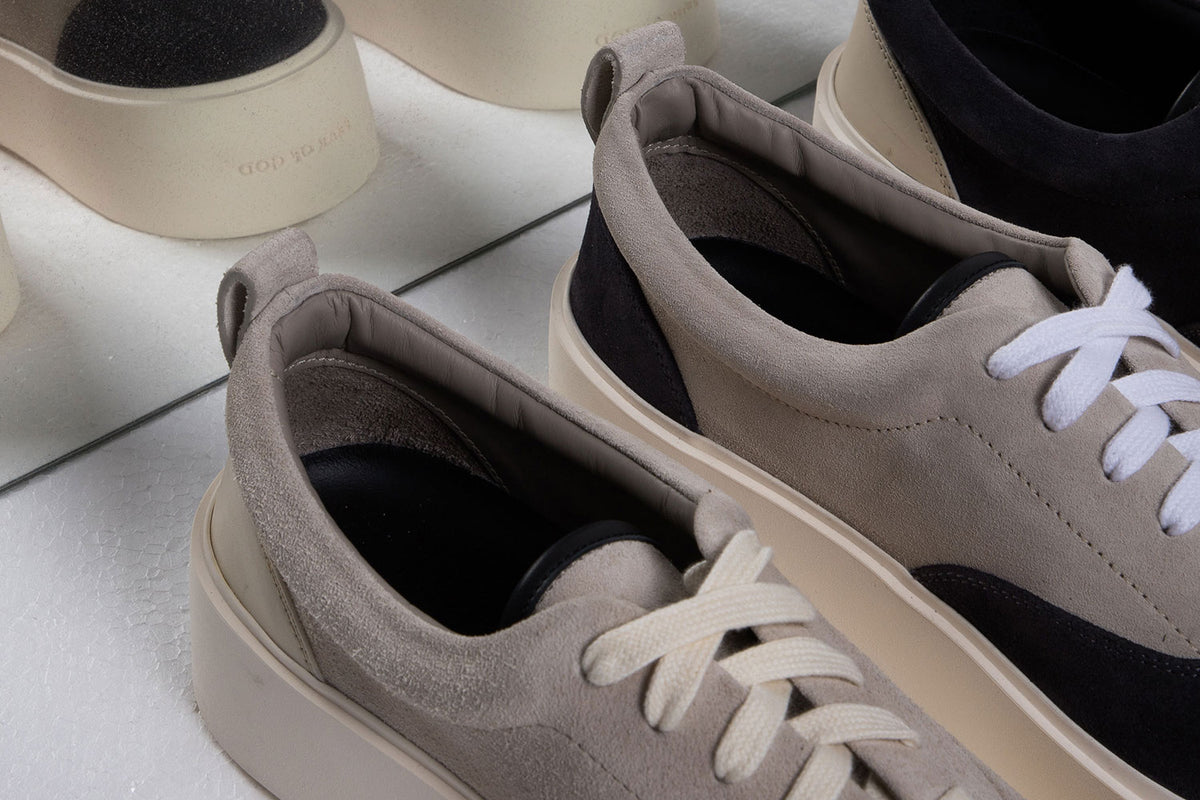 Fear of God's 101 Suede Sneaker Release is Available Now