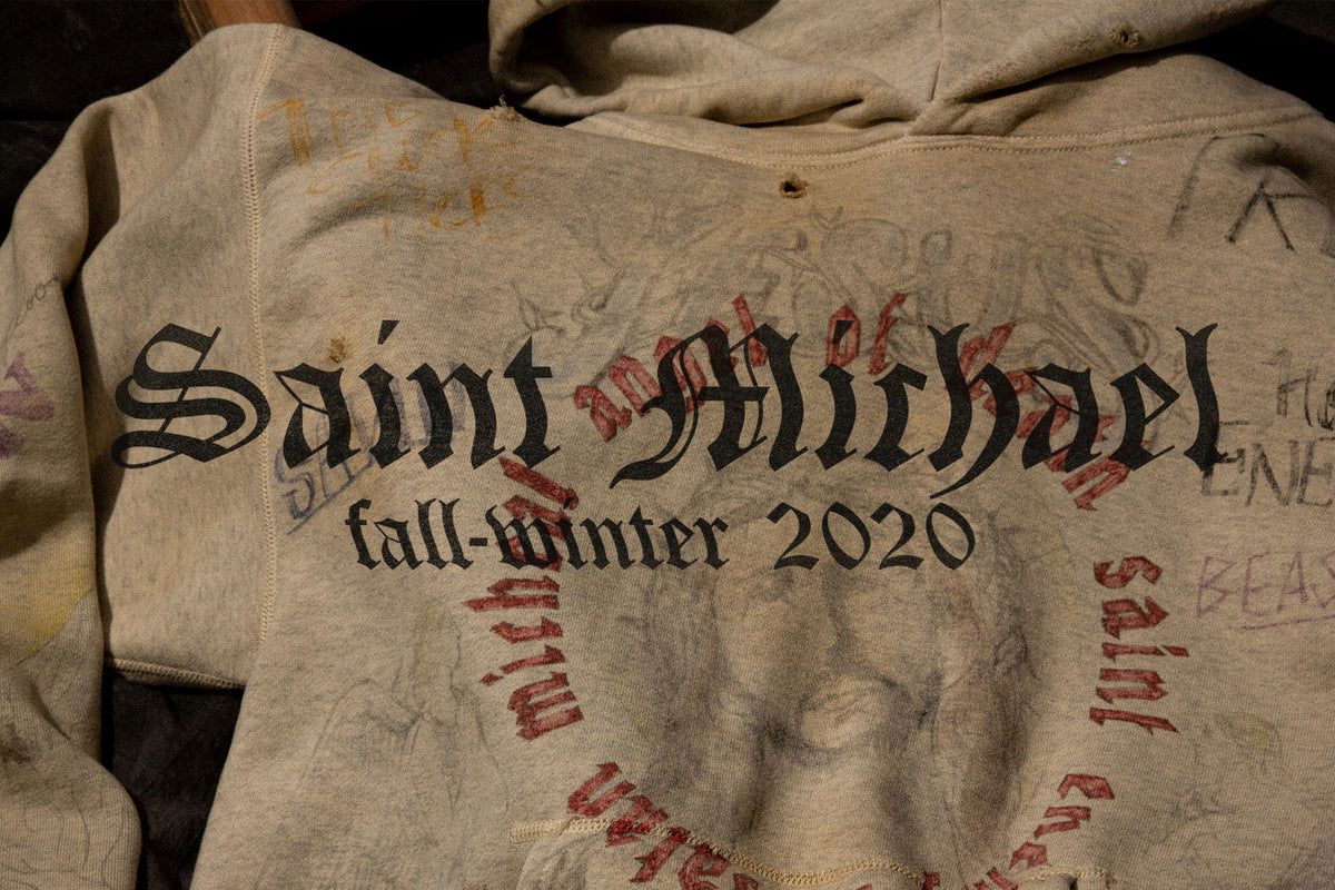 Saint Michael's Vintage-Aesthetic Fall/Winter 2020 Collection at JUICE!